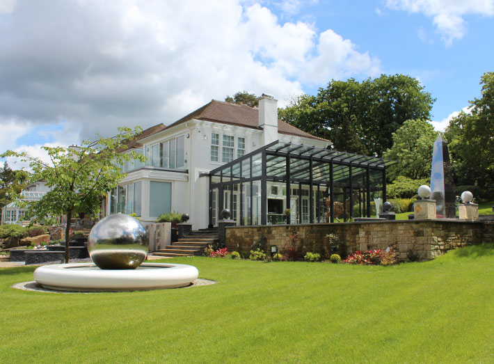 Transform outdoor living spaces - relax, unwind and socialise.