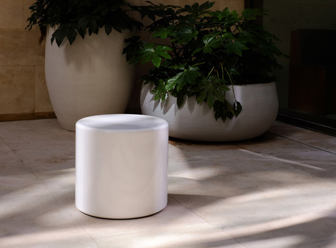 4. Drum can be used as a standalone seat or group arrangements.