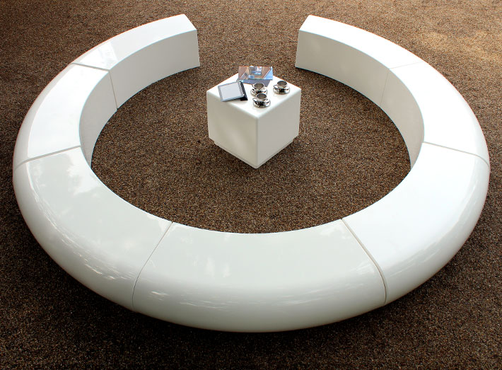 9. Durable seating stands up to the rigours of heavy everyday use.