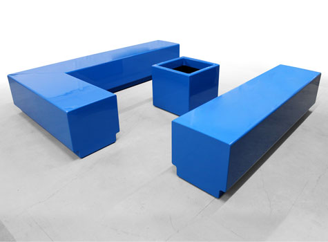 11. Practical hardwearing seating for Schools, Colleges and leisure interior projects.