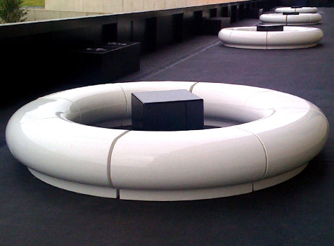 10. Moulded in strong, durable, highest quality GRP fibreglass.