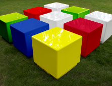 Cube - Seating & Tables