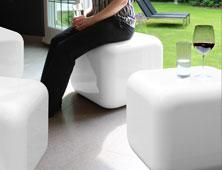 Quattro Modular Cube Seating