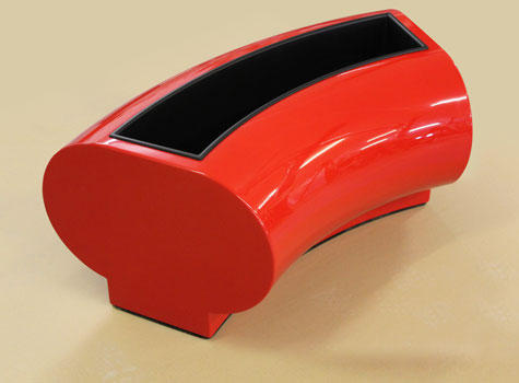 7. Made in any colour, with optional rubber anti-slide base.
