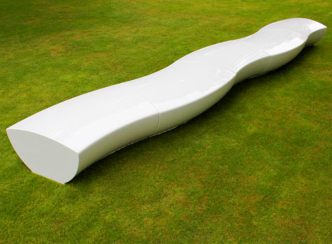 4. Practical modular seating for exterior and interior projects.