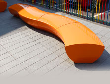 Serpentine - Modular Seating