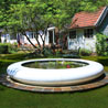 Aqua Corona Circular Water Feature
