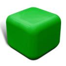 Quattro seat in green