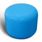 Rondo seat in blue