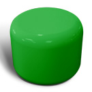 Rondo seat in green