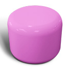Rondo seat in pink