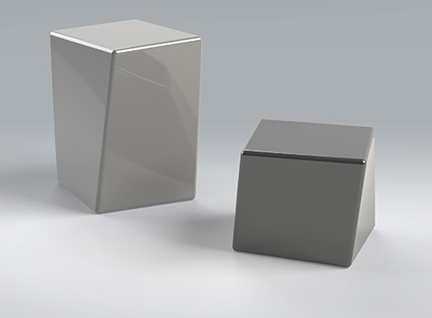 1. Twist is an incredibly practical design has evolved from our popular cube range.