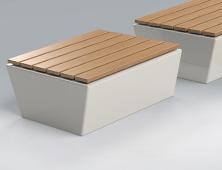 Urban Modular Seating
