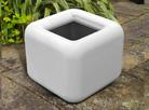 Quattro cube planters.