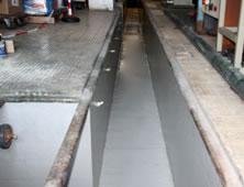 Gully GRP lining