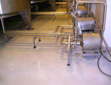 Wall & floor linings