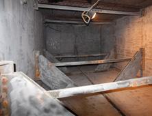 Braithwaite tank repair with fibreglass lining