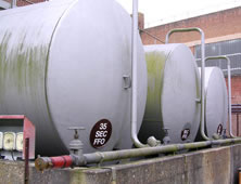 Cylindrical fuel tanks