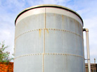Case Study - Water Sprinkler Tank Repair and Fibreglass Lining