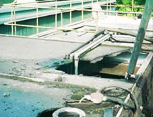Tank problems: Tank Roof corrosion