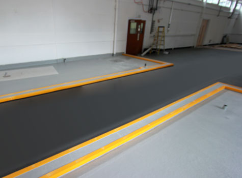 6. Avoid expensive repairs and replacement flooring with GRP lining.