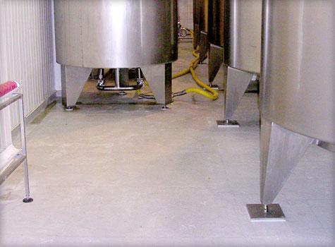 10. Leak free fibreglass floor lining.