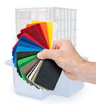 IBC Bund, Spill Pallet custom colour