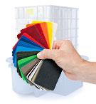 SG102 IBC Bund, Spill Pallet custom colour