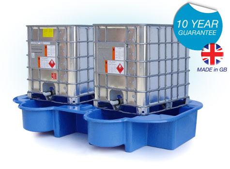 IBC Spill Containment Bundstand SG105