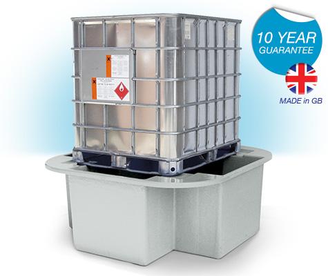 Economy IBC Spill Container Bund
