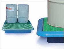 Drum Bunds & Spill Trays