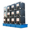 IBC bund for up to 12 x 1000 litre IBC. SG108