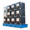 IBC bund for up to 12 x 1000 litre IBC. SG108