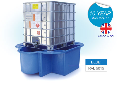 SG102 - IBC Spill Containment Bundstand