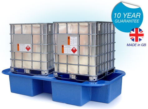 IBC Spill Containment Bundstand SG104