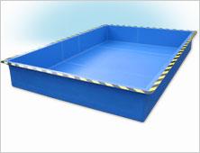 Standard Bunds and Spill Trays