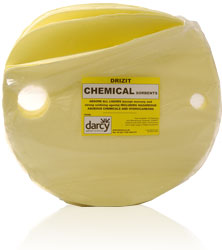 25 Chemical Absorbent Drum Top Covers