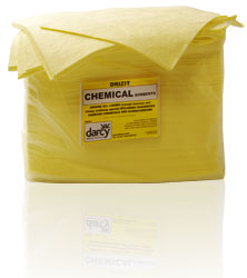 50 Chemical Absorbent Pads
